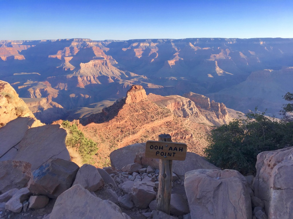 Ooh Aah Point, South Kaibab Trail, Grand Canyon
